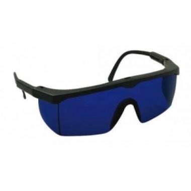 Essafe Sapları Ayarlanır İş Gözlüğü Mavi