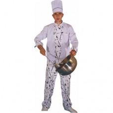 Kaşık Desen Aşçı Takımı