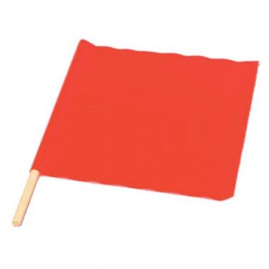 Şantiye Bayrağı Kırmızı